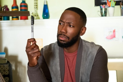 Lamorne Morris as Keef in 'Woke' via Hulu's press site