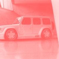 Virgil Abloh's Mercedes-Benz G-Wagon is a glorified Toyota Scion