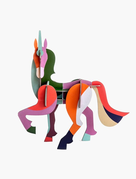 Studio Roof Big Unicorn 3D Puzzle