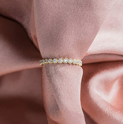 PAVOI Gold Plated Ring