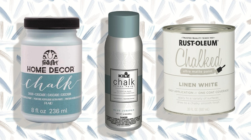 the best chalk paints for furniture