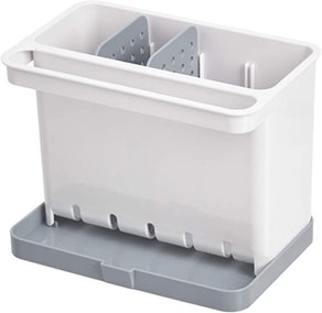 AmazonBasics Kitchen Sink Organizer/Sponge Holder