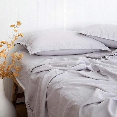 PANDATEX Linix 55% Bamboo 45% Cotton Sheets Set