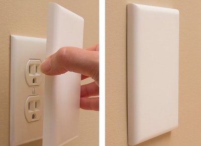 Safety 1st OutSmart Outlet Shield (2-Pack)