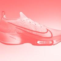 Nike designed a training version of its record-breaking marathon shoe