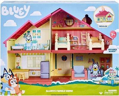 'Bluey' Family Home Playset