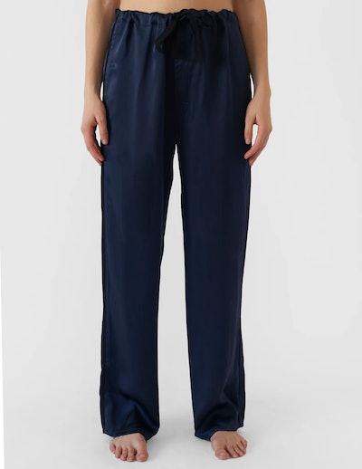 Ally Pajama Pant Sea Silk