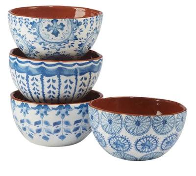 Porto Ice Cream Bowl (Set of 4)