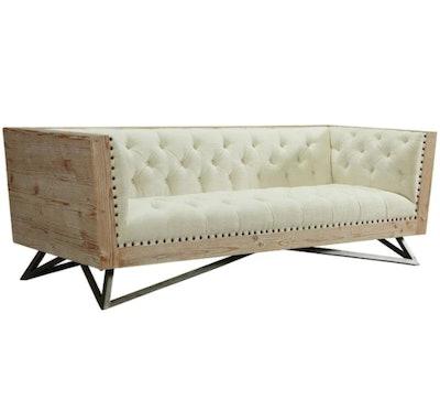Regis Cream Sofa