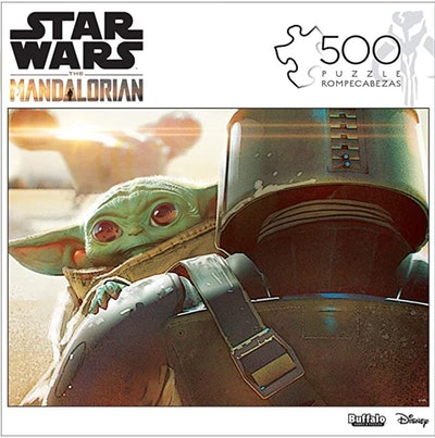 'Star Wars: The Mandalorian' The Child Jigsaw Puzzle