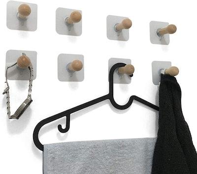 VTurboWay Wall Hooks (8-Pack)