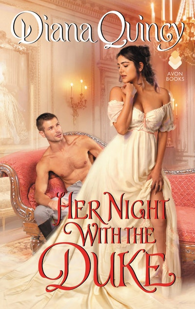 'Her Night with the Duke' by Diana Quincy