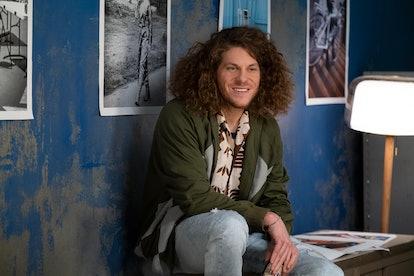 Blake Anderson as Gunther in 'Woke' via Hulu's press site