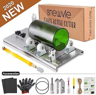 Snewvie Glass Bottle Cutter Kit