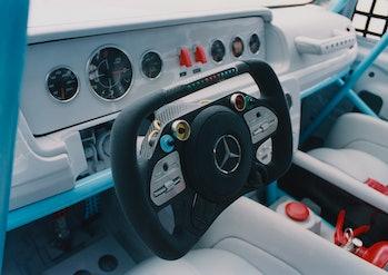 Virgil Abloh Mercedes-Benz