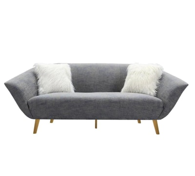 Chateau Modern Blue Sofa