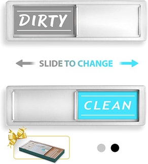 the Sperric Store Clean Dirty Dishwasher Magnet