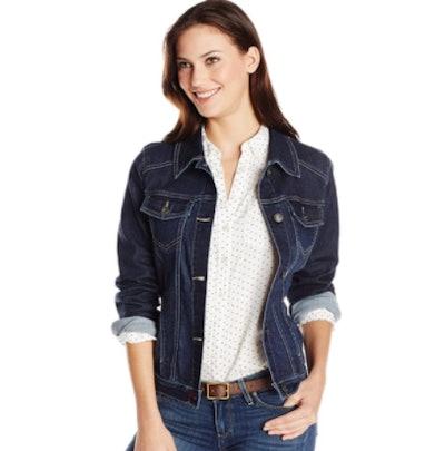 Wrangler Authentics Stretch Denim Jacket