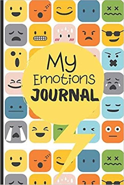 My Emotions Journal: Feelings Journal For Kids