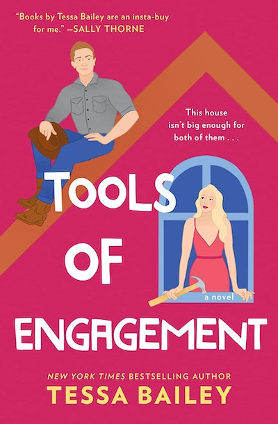 'Tools of Engagement' by Tessa Bailey