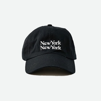 """New York New York"" Cap"
