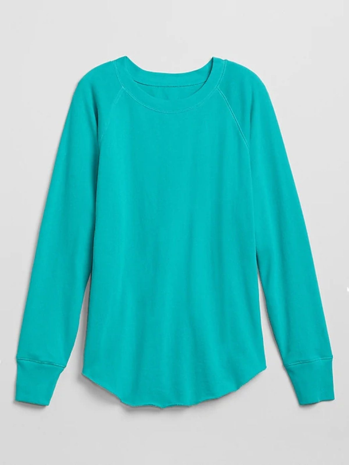 Pullover Sweatshirt in French Terry