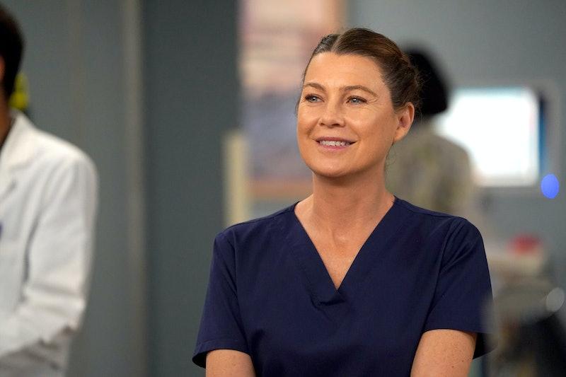 Ellen Pompeo dedicates Grey's Anatomy Season 17 to essential workers.