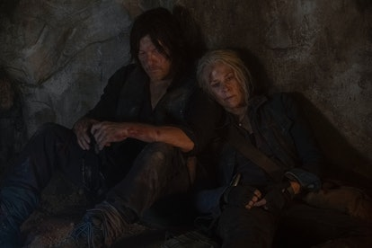 A Carol and Daryl-centric 'The Walking Dead' spinoff has been ordered to series at AMC.