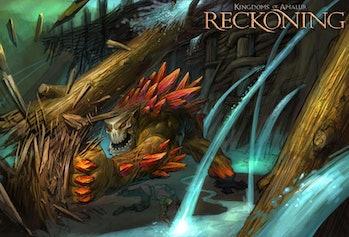 kingdoms of amalur reckoning concept art