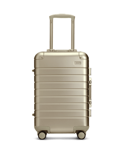 The Carry-On: Aluminum Edition — Gold