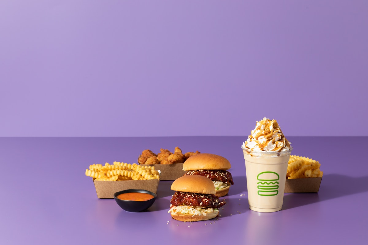 Shake Shack's new Korean-Style Fried Chick'n will transport your taste buds.