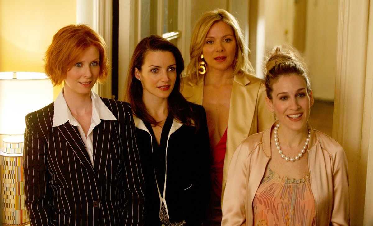 HBO Max's 'Sex and the City' sequel series will be called 'And Just Like That,' and it won't include Samantha.