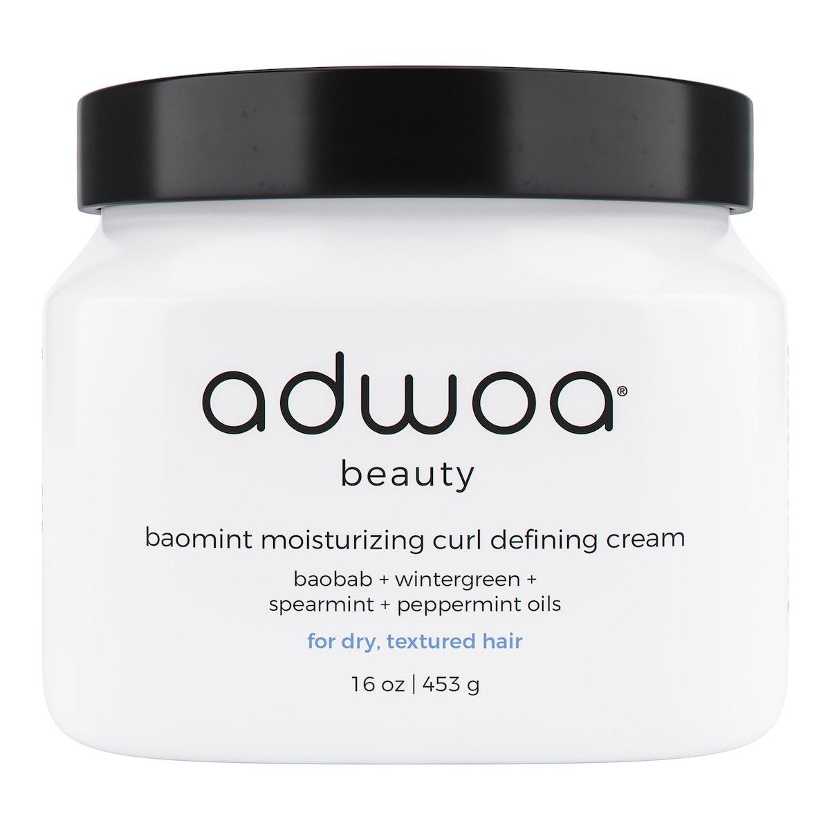 Baomint Moisturizing Curl Defining Cream