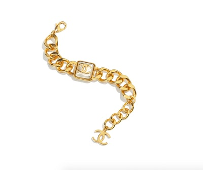 Metal & Resin Bracelet