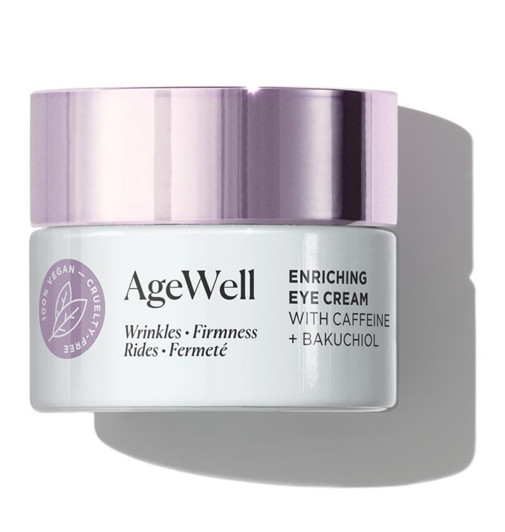 Enriching Eye Cream with Caffeine + Bakuchiol #8141