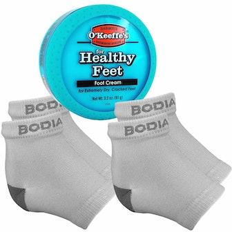 O'Keeffe's Healthy Feet Cream Jar