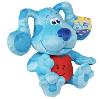 Blue's Clues & You! Valentines Blue