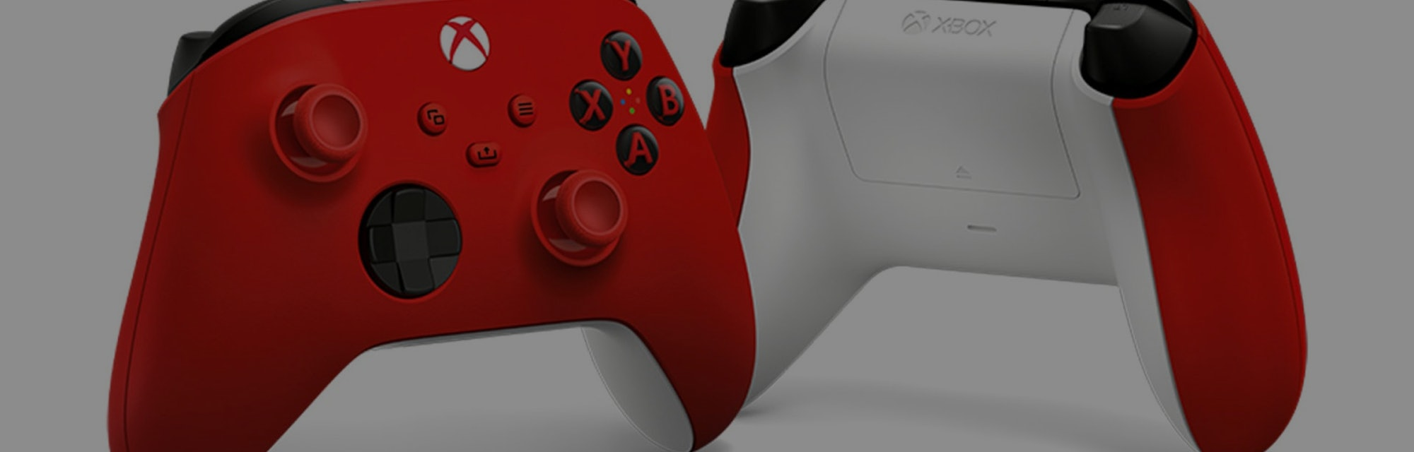 """Microsoft is releasing a new Xbox Wireless Controller in a """"Pulse Red"""" color."""