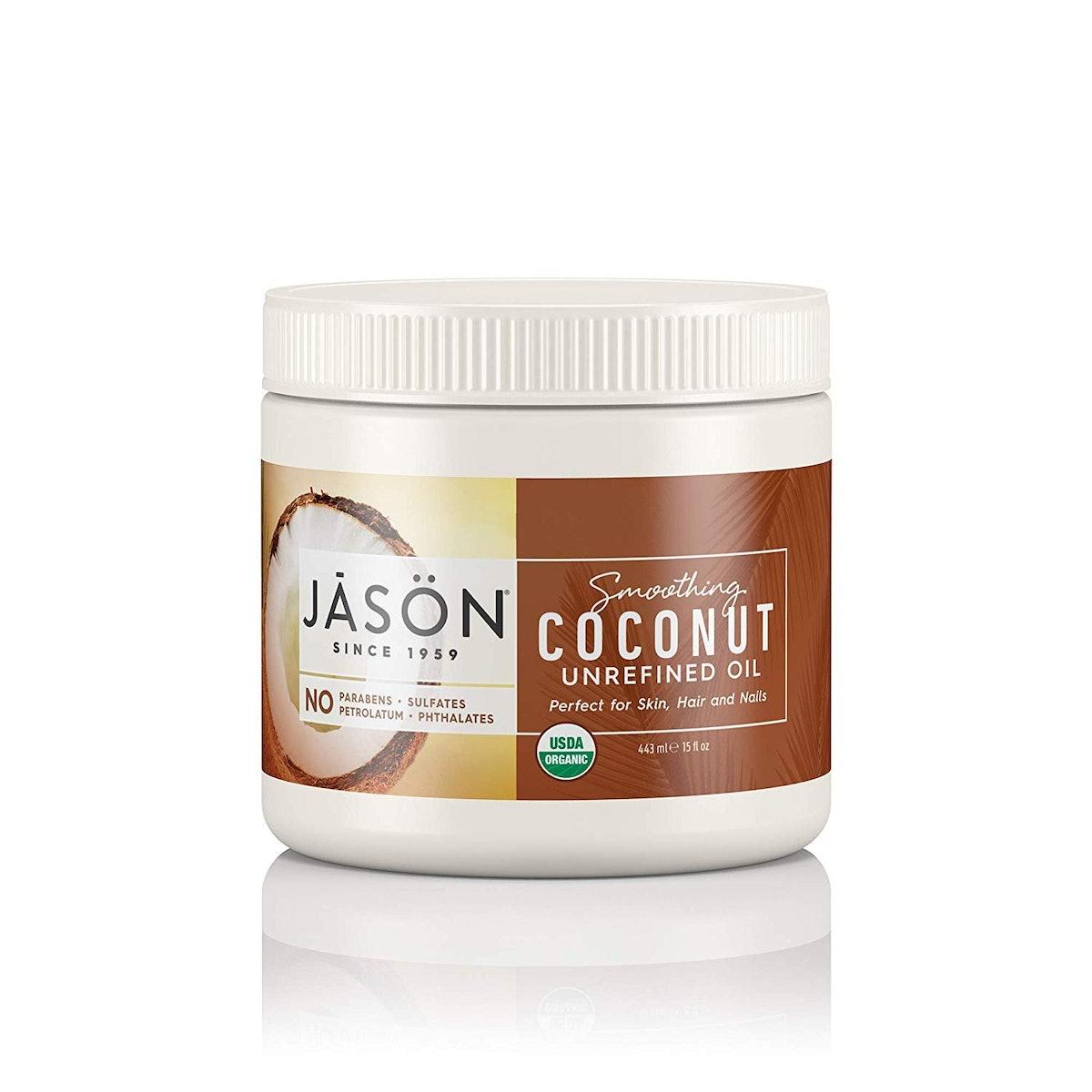 Jason Organic Unrefined Coconut Oil