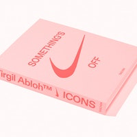 Nike and Virgil Abloh made a book about their Off-White collaborations