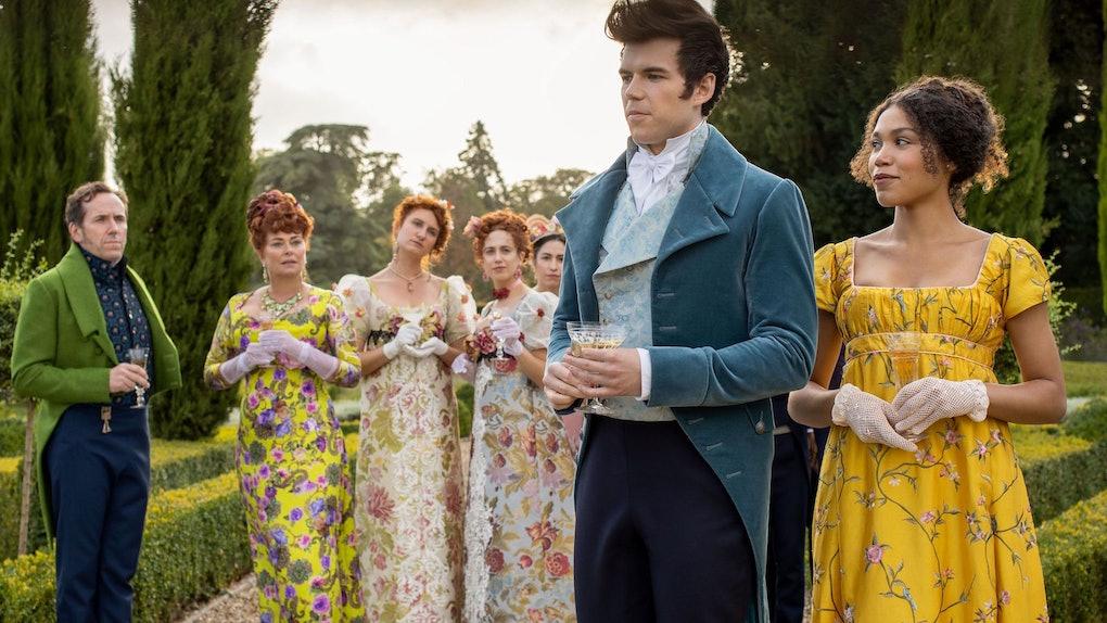 Netflix's 'Bridgerton' could continue for eight seasons.