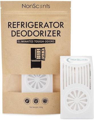 NonScents Refrigerator & Freezer Deodorizer