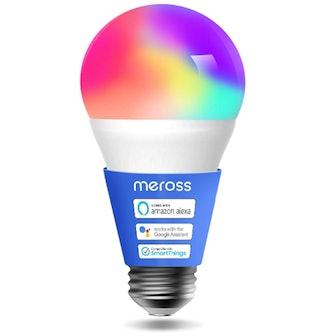 meross Smart Multicolor Light Bulb