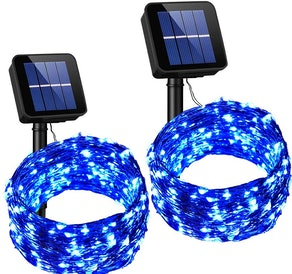 SOLARMKS LED Solar String Lights (33 ft)