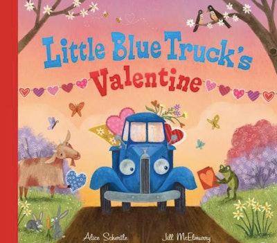 Little Blue Truck's Valentine's