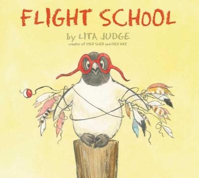 Flight School, by Lita Judge