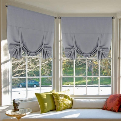 H. Versailtex Thermal Insulated Blackout Curtains (Set of 2)