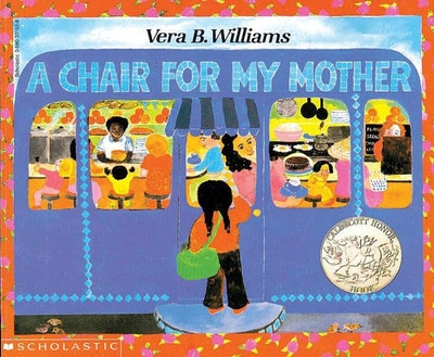 A Chair for My Mother, by Vera Williams