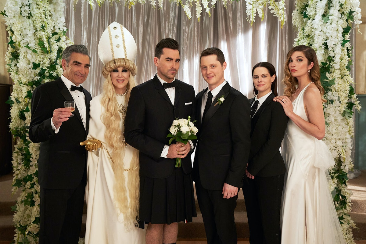 The cast of 'Schitt's Creek' may have had a wedding finale, but they've got new projects in the works