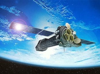 ESA's XMM-Newton is the most sensitive X-ray telescope ever built.